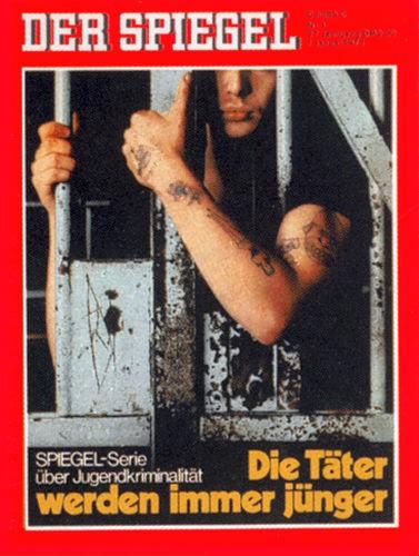 DER SPIEGEL Nr. 1, 1.1.1973 bis 7.1.1973