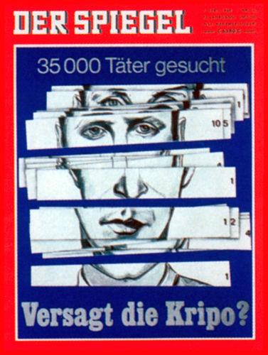 DER SPIEGEL Nr. 15, 7.4.1969 bis 13.4.1969