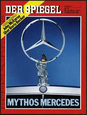 DER SPIEGEL Nr. 37, 9.9.1985 bis 15.9.1985