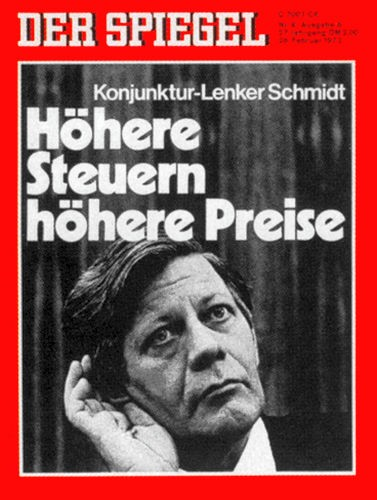 DER SPIEGEL Nr. 9, 26.2.1973 bis 4.3.1973