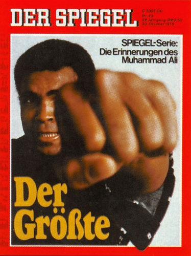 DER SPIEGEL Nr. 43, 20.10.1975 bis 26.10.1975