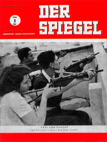 DER SPIEGEL Nr. 9, 28.2.1948 bis 5.3.1948