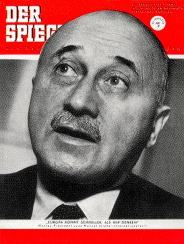 DER SPIEGEL Nr. 9, 25.2.1953 bis 3.3.1953