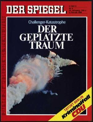 DER SPIEGEL Nr. 6, 3.2.1986 bis 9.2.1986