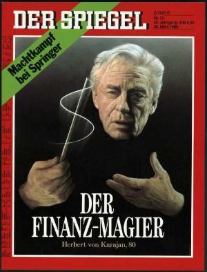 DER SPIEGEL Nr. 13, 28.3.1988 bis 3.4.1988