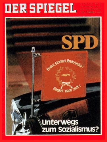 DER SPIEGEL Nr. 20, 11.5.1970 bis 17.5.1970