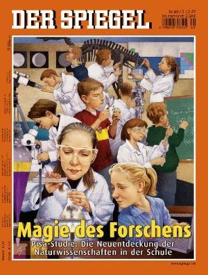 DER SPIEGEL Nr. 49, 3.12.2007 bis 9.12.2007