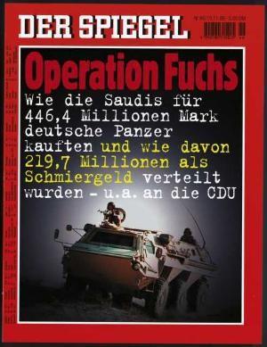 DER SPIEGEL Nr. 46, 15.11.1999 bis 21.11.1999