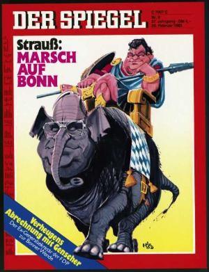 DER SPIEGEL Nr. 9, 28.2.1983 bis 6.3.1983