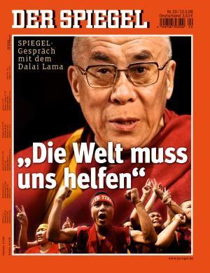 DER SPIEGEL Nr. 20, 10.5.2008 bis 16.5.2008