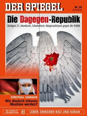 DER SPIEGEL Nr. 35, 30.8.2010 bis 5.9.2010