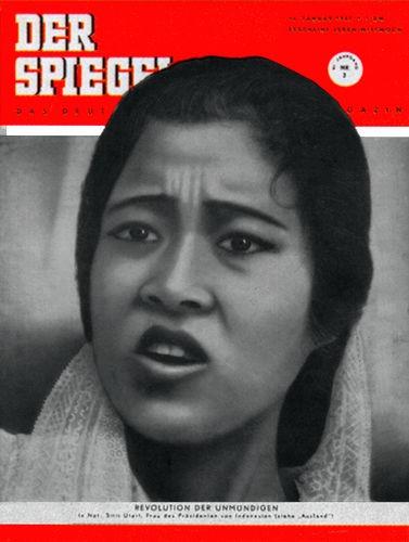 DER SPIEGEL Nr. 3, 16.1.1952 bis 22.1.1952
