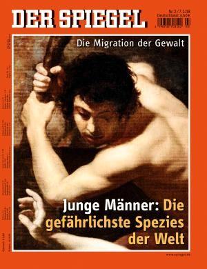 DER SPIEGEL Nr. 2, 7.1.2008 bis 13.1.2008