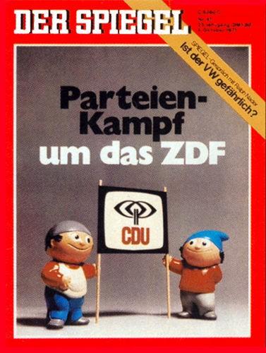 DER SPIEGEL Nr. 41, 4.10.1971 bis 10.10.1971