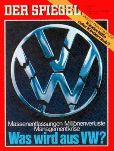 DER SPIEGEL Nr. 16, 14.4.1975 bis 20.4.1975