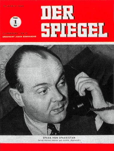 DER SPIEGEL Nr. 16, 17.4.1948 bis 23.4.1948