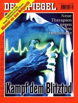DER SPIEGEL Nr. 27, 2.7.2001 bis 8.7.2001