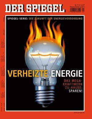 DER SPIEGEL Nr. 7, 12.2.2007 bis 18.2.2007