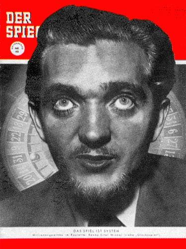 DER SPIEGEL Nr. 40, 29.9.1954 bis 5.10.1954