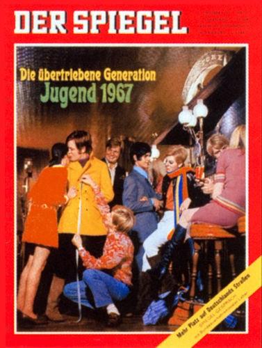 DER SPIEGEL Nr. 41, 2.10.1967 bis 8.10.1967