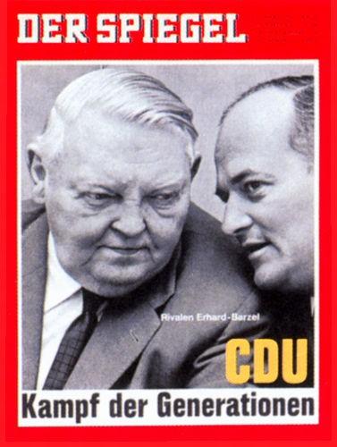 DER SPIEGEL Nr. 13, 21.3.1966 bis 27.3.1966