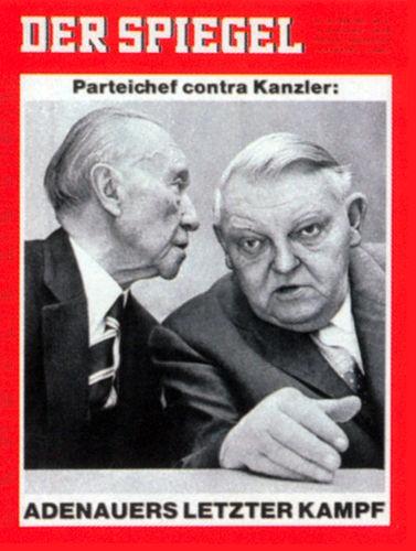 DER SPIEGEL Nr. 43, 20.10.1965 bis 26.10.1965