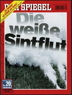 DER SPIEGEL Nr. 9, 1.3.1999 bis 7.3.1999