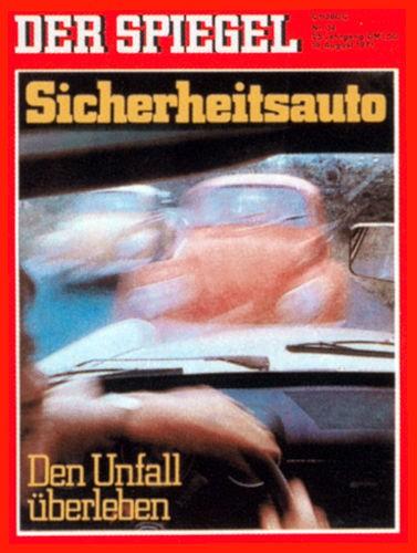 DER SPIEGEL Nr. 34, 16.8.1971 bis 22.8.1971