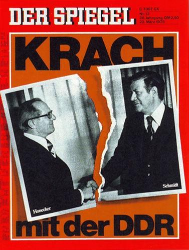 DER SPIEGEL Nr. 13, 22.3.1976 bis 28.3.1976