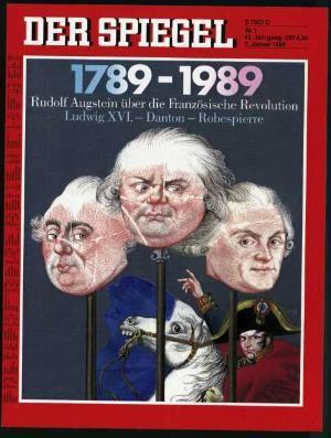 DER SPIEGEL Nr. 1, 2.1.1989 bis 8.1.1989