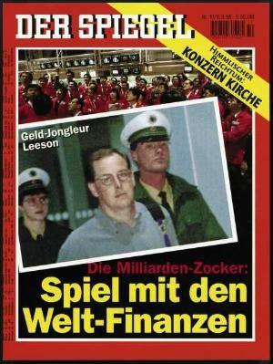 DER SPIEGEL Nr. 10, 6.3.1995 bis 12.3.1995
