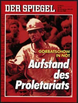 DER SPIEGEL Nr. 30, 24.7.1989 bis 30.7.1989