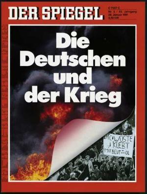 DER SPIEGEL Nr. 5, 28.1.1991 bis 3.2.1991