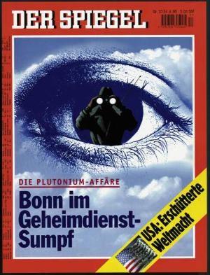 DER SPIEGEL Nr. 17, 24.4.1995 bis 30.4.1995
