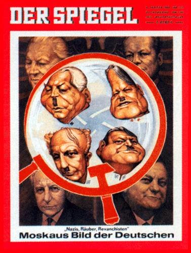 DER SPIEGEL Nr. 1+2, 6.1.1969 bis 12.1.1969