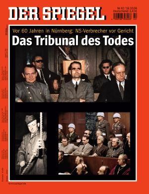 DER SPIEGEL Nr. 42, 16.10.2006 bis 22.10.2006
