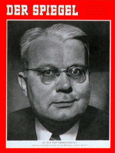 DER SPIEGEL Nr. 11, 9.3.1955 bis 15.3.1955