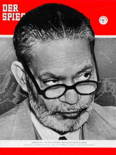 DER SPIEGEL Nr. 14, 31.3.1954 bis 6.4.1954