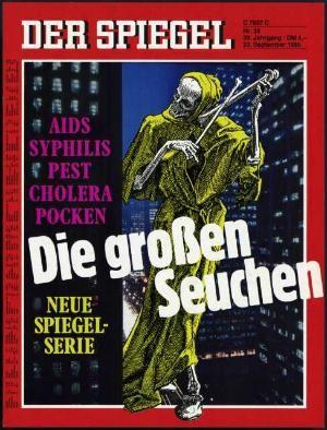 DER SPIEGEL Nr. 39, 23.9.1985 bis 29.9.1985