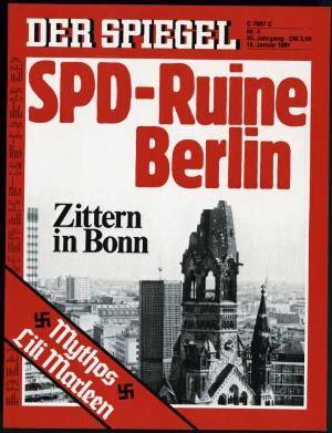 DER SPIEGEL Nr. 4, 19.1.1981 bis 25.1.1981