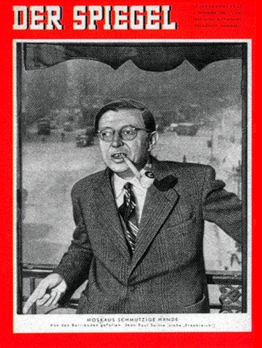 Der Spiegel 49/1956, 5.12.1956, 6.12.1956, 7.12.1956, 8.12.1956, 9.12.1956, 10.12.1956, 11.12.1956