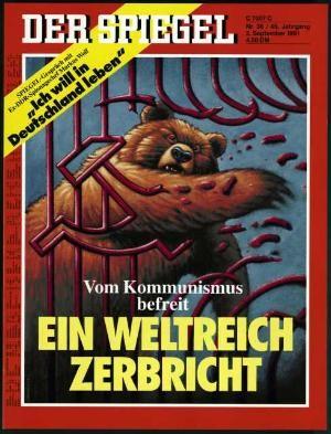 DER SPIEGEL Nr. 36, 2.9.1991 bis 8.9.1991