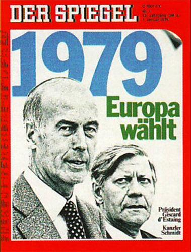 DER SPIEGEL Nr. 1, 1.1.1979 bis 7.1.1979
