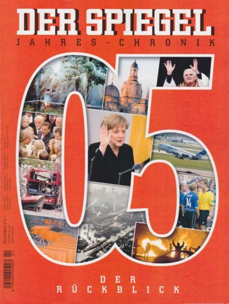 SPIEGEL Jahreschronik 2005