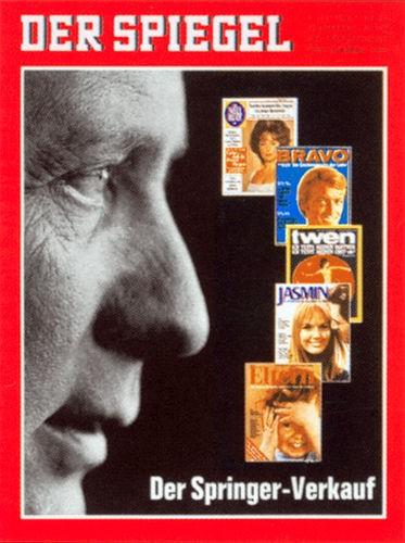 DER SPIEGEL Nr. 27, 1.7.1968 bis 7.7.1968