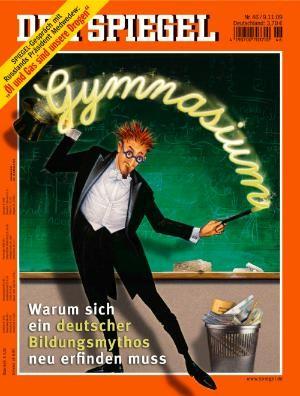 DER SPIEGEL Nr. 46, 9.11.2009 bis 15.11.2009