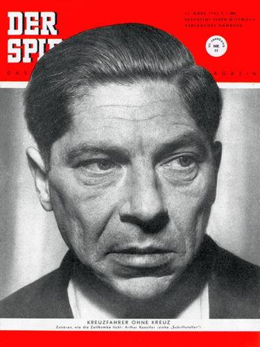 DER SPIEGEL Nr. 11, 11.3.1953 bis 17.3.1953