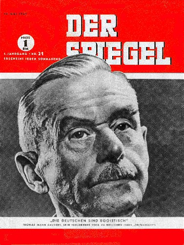 DER SPIEGEL Nr. 21, 24.5.1947 bis 30.5.1947