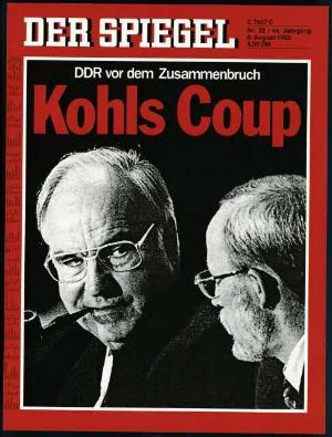 August der spiegel 1990 der spiegel 1990 1999 for Zeitung der spiegel