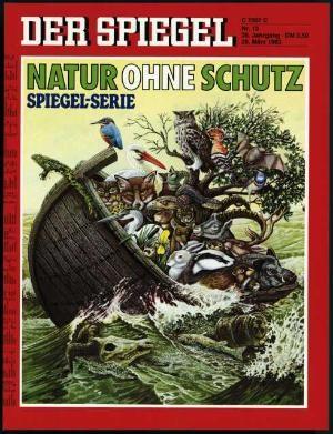 DER SPIEGEL Nr. 13, 29.3.1982 bis 4.4.1982